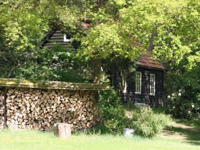 vakantiehuisje de bosuil
