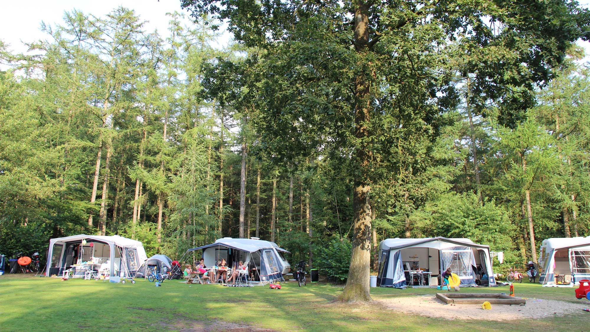 Leemkule Hattem kamperen